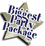 Biggest Party Package