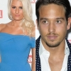 Danielle Armstrong moves on from James Lock - by judging hot ADONIS men!