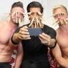 Ollie Locke and ADONIS Shane and Max take the HEAT Peg Challenge