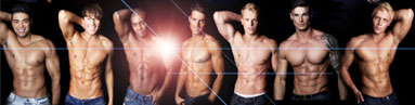 male strippers london