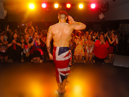 Bournemouth Hen Party Stripper