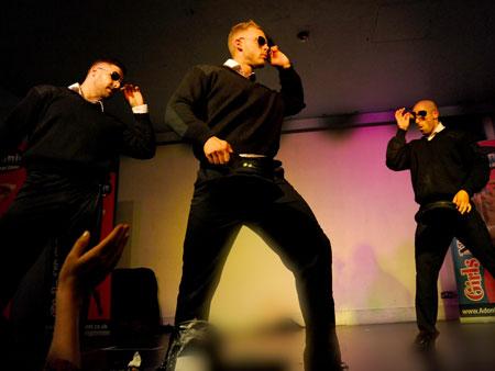 Male Revue Show