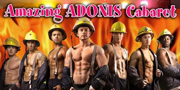Amazing ADONIS Cabaret Show