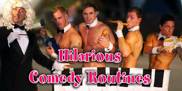 Hen Night Comedy Show