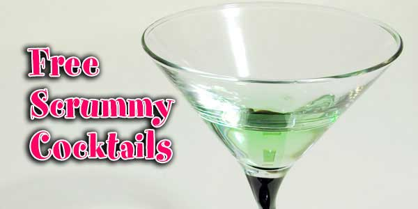 Free Cocktail/ Bubbly