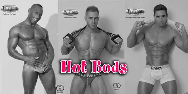 Hunky Male Strippers